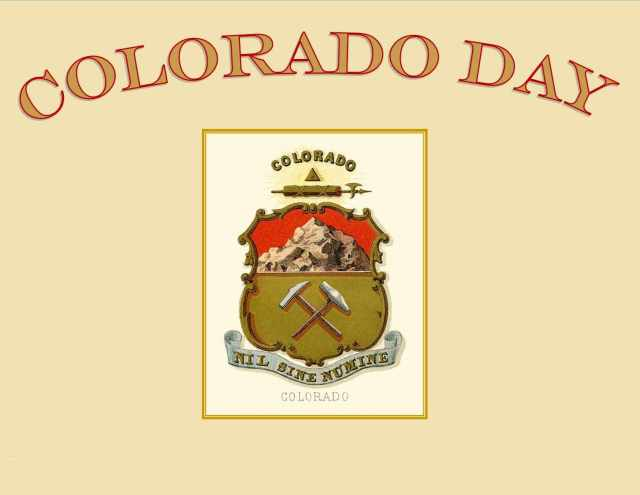 Colorado Day Greetings Message Image
