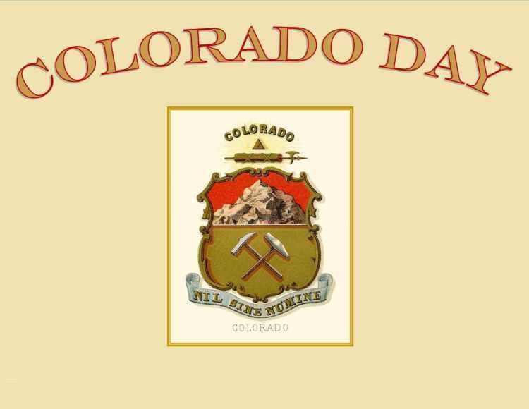Colorado Day Greetings Message Image