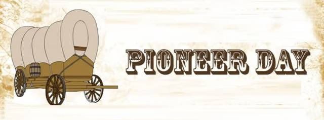 Wonderful Pioneer Day Cover Picture