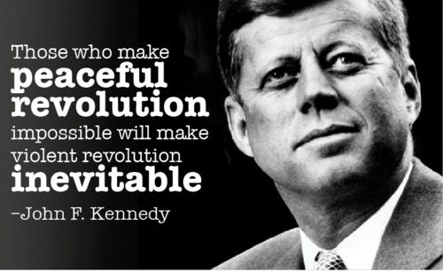 John F Kennedy Quotes Sayings 01