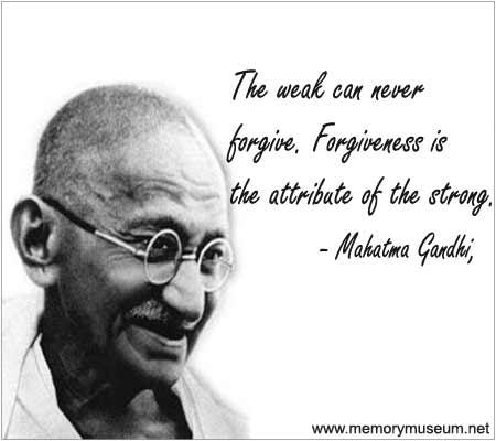 Mahatma Gandhi Quotes Sayings 11