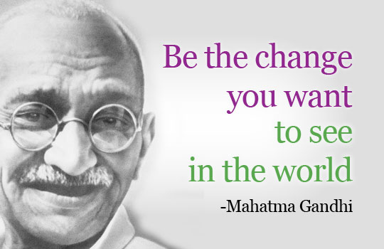 Mahatma Gandhi Quotes Sayings 18