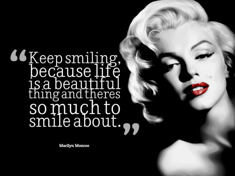 Marilyn Monroe Quotes Sayings 10