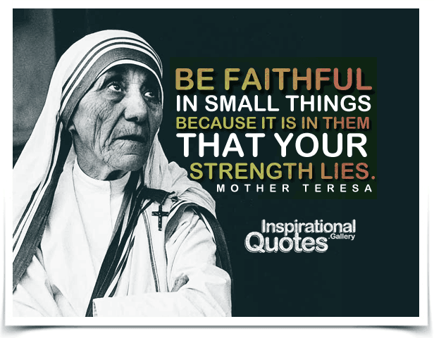 Mother Teresa Quotes Sayings 02