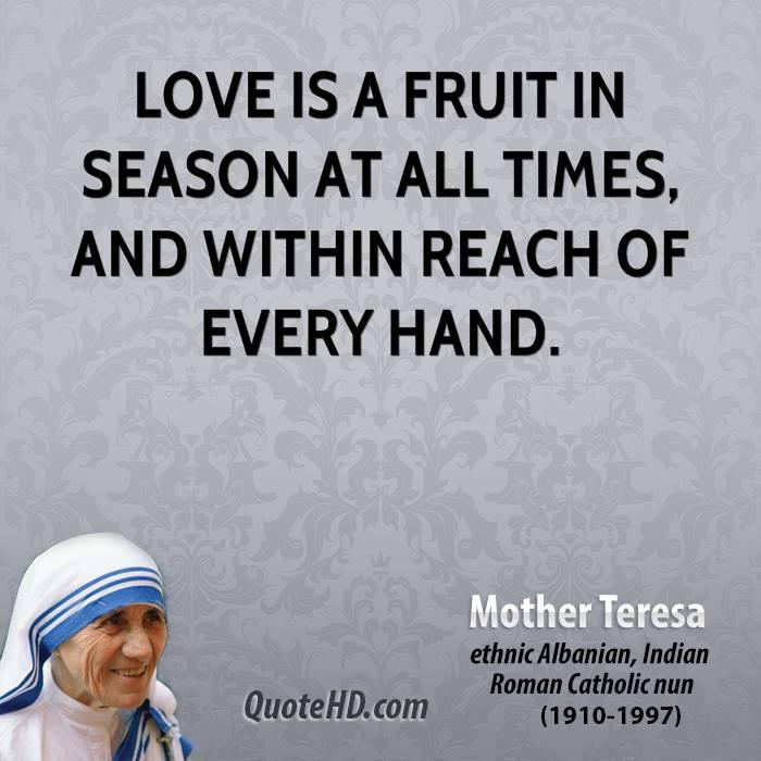Mother Teresa Quotes Sayings 04