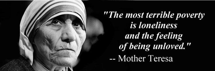 Mother Teresa Quotes Sayings 08