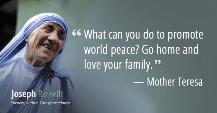 Mother Teresa Quotes Sayings 22