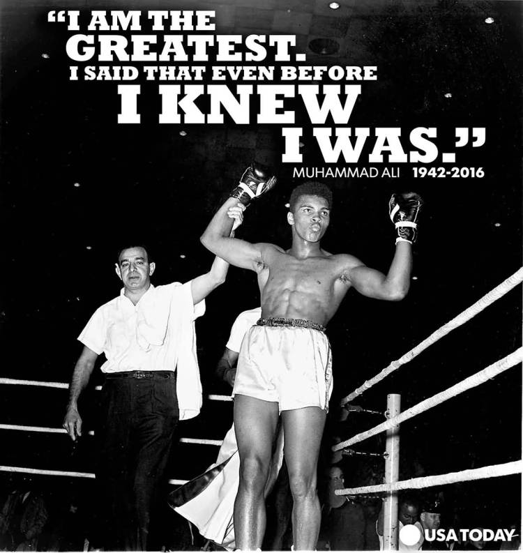 Muhammad Ali Quotes Sayings 14