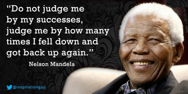 Nelson Mandela Quotes Sayings 15