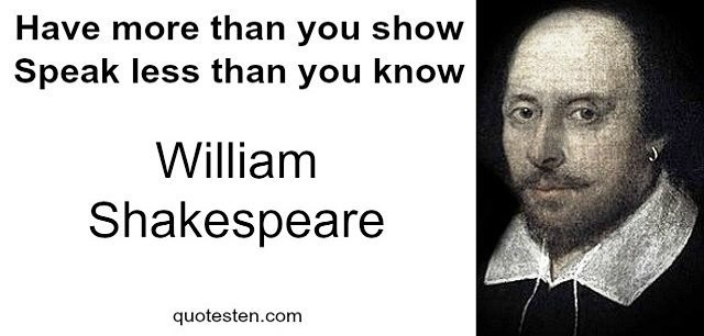 William Shakespeare Quotes Sayings 19