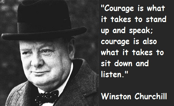 Winston Churchill Quotes Sayings 08