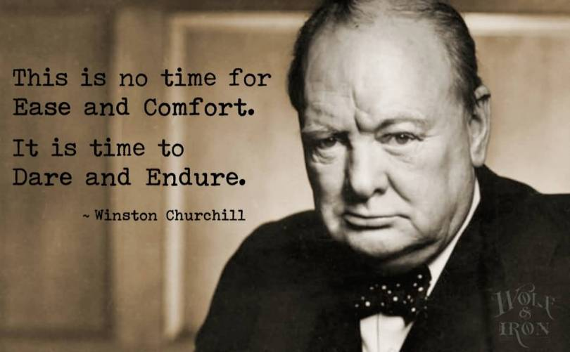 Winston Churchill Quotes Sayings 14