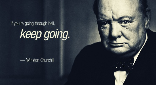 Winston Churchill Quotes Sayings 22