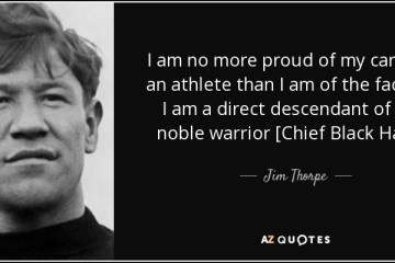 Jim Thorpe Quotes