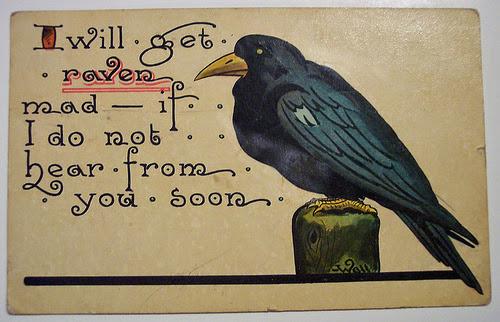 Mind Blowing vintage halloween cards