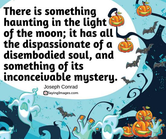 Unique happy halloween quotes