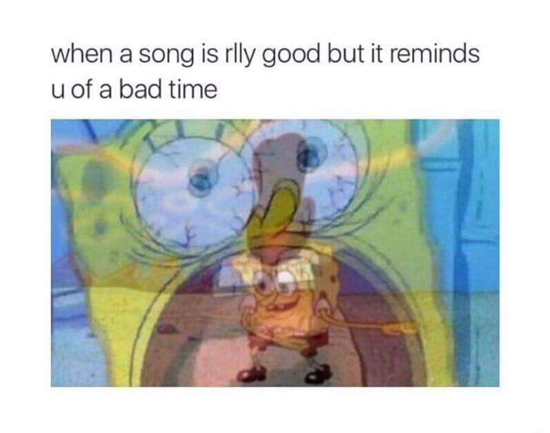 When a song is rlly Dank Memes Spongebob