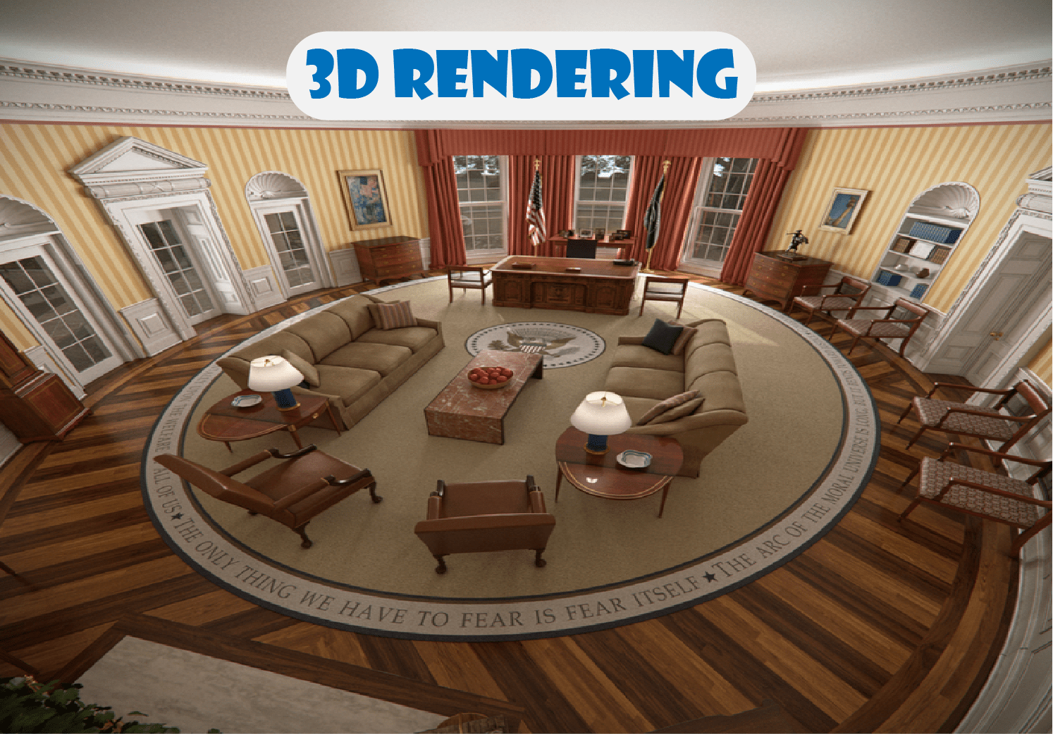 3D rendering market and opportunity