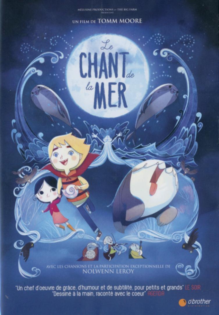Le Chant De La Mer Chanson : chant, chanson, MOORE, Chant, Pic-Sons