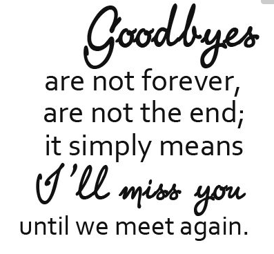 25 Mind Pleasing Goodbye Quotes That Give You Peace