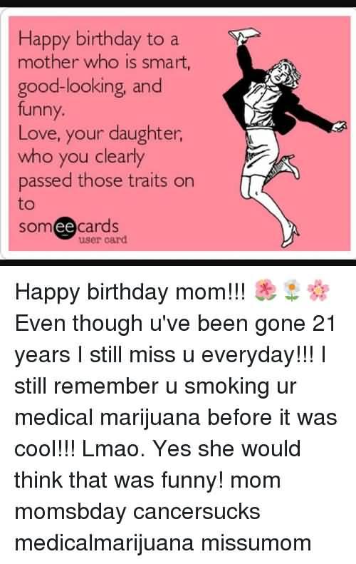 Happy Birthday Mom Memes : happy, birthday, memes, Happy, Birthday, Wishes, Always, Cherished,, Interesting, Ways!