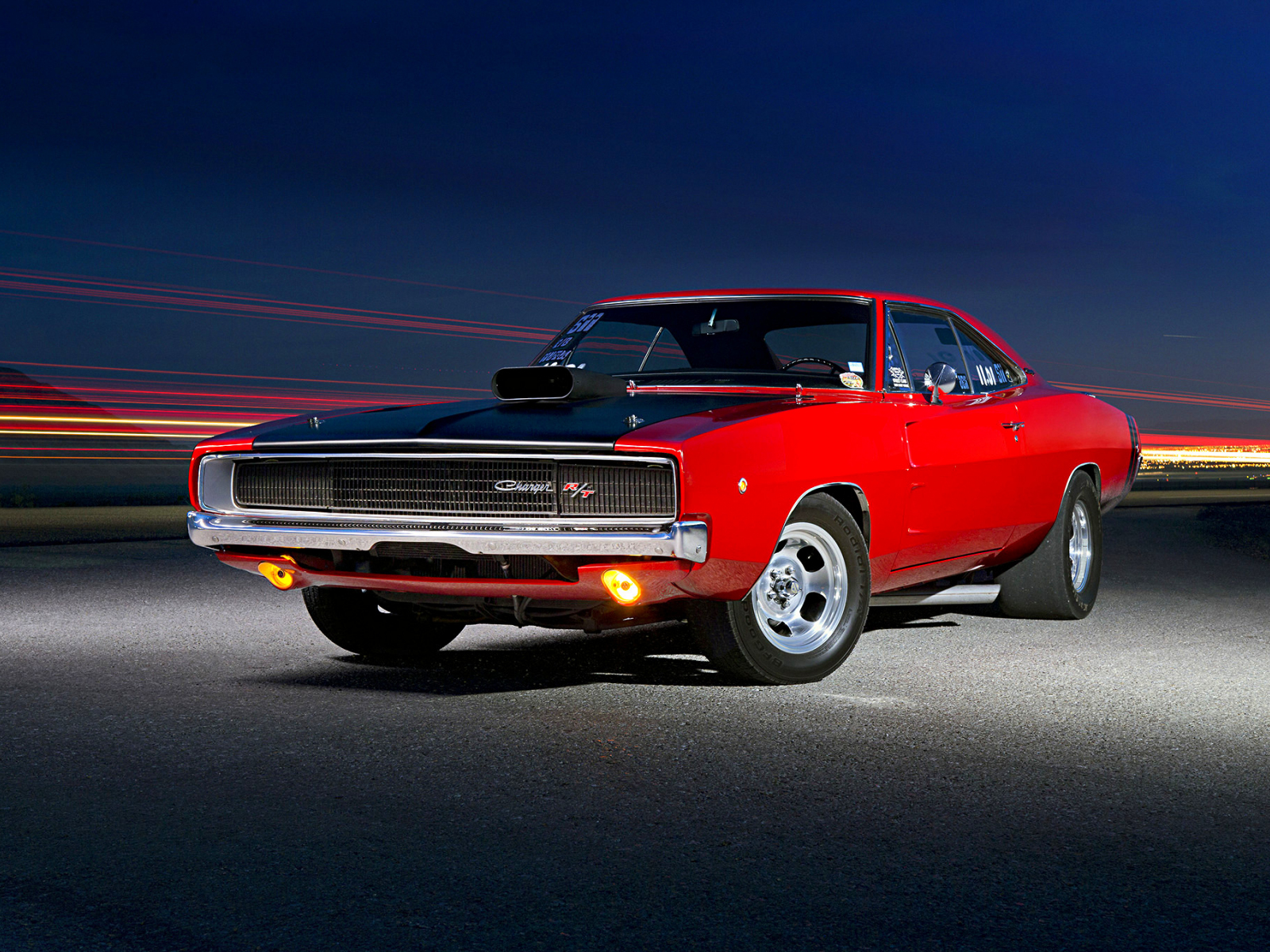 Check out all the images that our petrol head friends manually selected for you and tell us what your favorite one of them all is. Desktop Wallpaper Classic Muscle Car Red Dodge Charger Hd Image Picture Background Zjtb0s