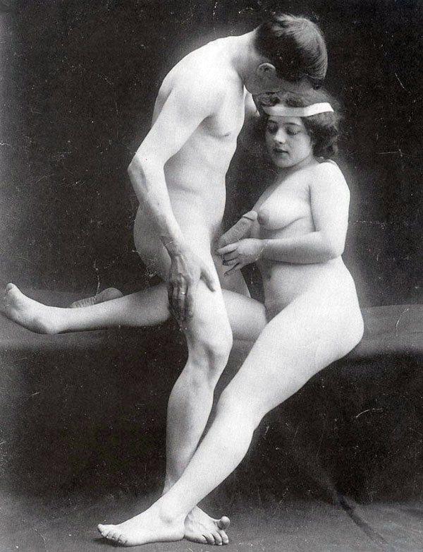Nude French Postcards Vintage  Porn Xxx Pics