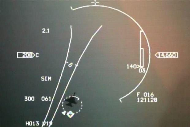 Tegang, Turki Cegat 6 Jet Tempur F-16 Yunani di Mediterania Timur