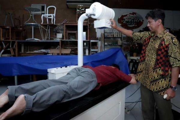UGM Kembangkan Alat Radiografi Digital untuk Bantu Penanganan Covid-19