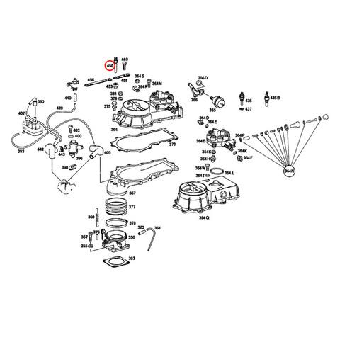 ベンツ インジェクター < ベンツパーツ専門プロテックオートショップ