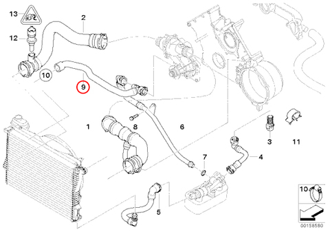 BMW ラジエーターホース < BMWパーツ専門プロテックオートショップ