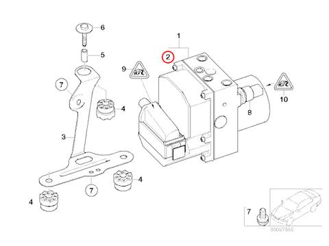 BMW ABSコントロールユニット < BMWパーツ専門プロテックオートショップ