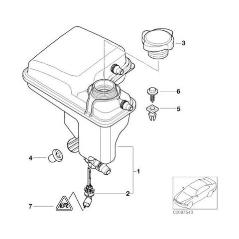 サブタンク リザーバータンク < BMWパーツ専門プロテックオートショップ