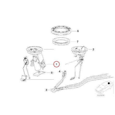 燃料ポンプ|フューエルポンプ < BMWパーツ専門プロテックオートショップ