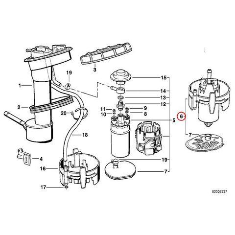 BOSCH製 BMW 燃料ポンプ フューエルポンプ < BMWパーツ専門プロテックオートショップ