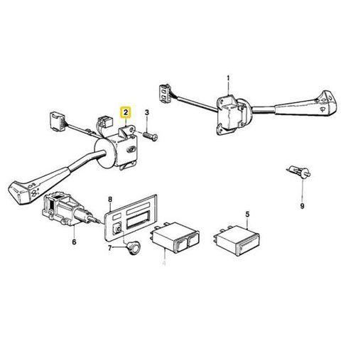 E30 ターンシグナルスイッチ < BMWパーツ専門プロテックオートショップ