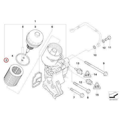 BMW オイルエレメント M52 M54 < BMWパーツ専門プロテックオートショップ