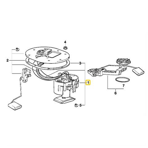燃料ポンプ フューエルポンプ < BMWパーツ専門プロテックオートショップ