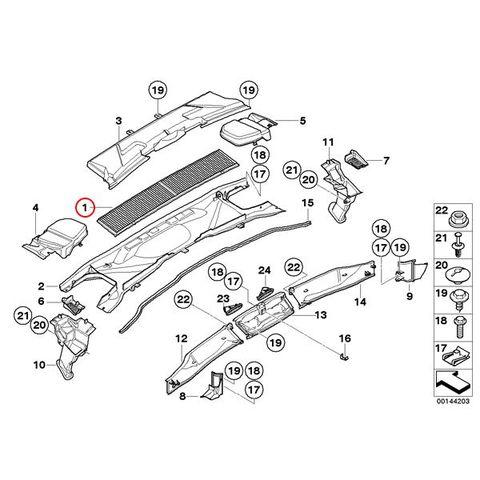 エアコンフィルター/チャコールフィルター < BMWパーツ専門プロテックオートショップ