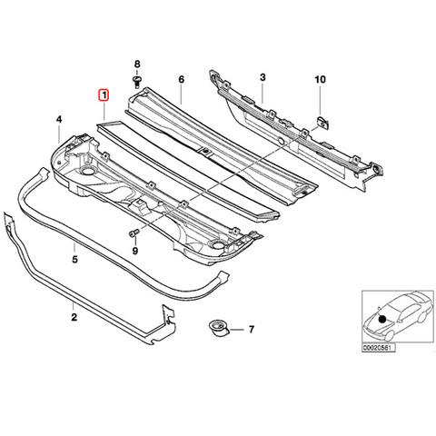 BMW エアコンフィルター キャビンフィルター < BMWパーツ専門プロテックオートショップ