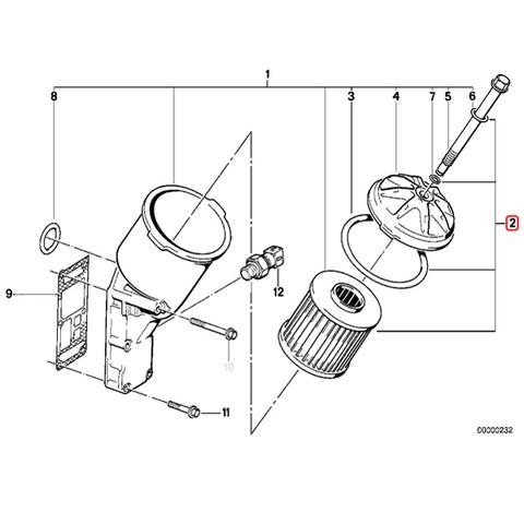BMW エンジンオイルフィルター < BMWパーツ専門プロテックオートショップ