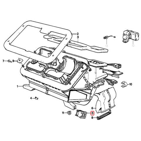 ブロアレジスター ブロアレギュレーター < BMWパーツ専門プロテックオートショップ