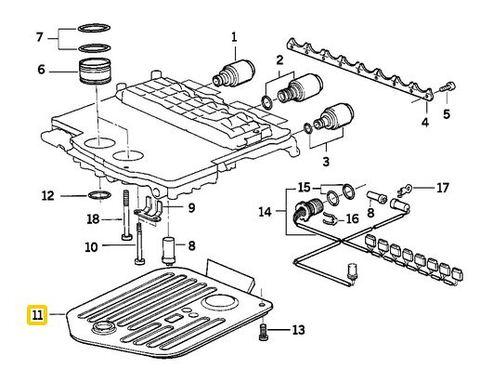 オートマオイルフィルター febi < BMWパーツ専門プロテックオートショップ