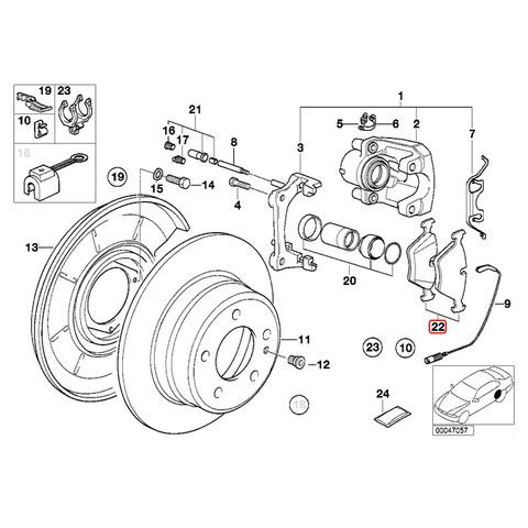MEYLE製 BMW ブレーキパッド ディスクパッド < BMWパーツ専門プロテックオートショップ