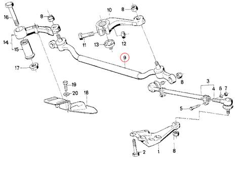 センターロッド < BMWパーツ専門プロテックオートショップ