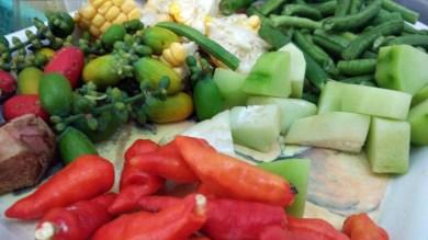 bahan sayur asem - bogor