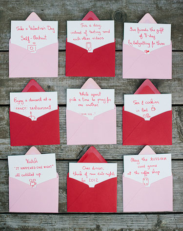 Date Idea Valentine's Day Advent Calendar Pictilio