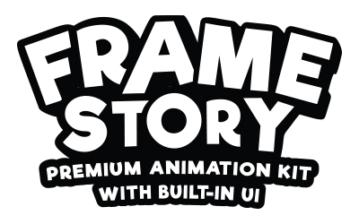 pictofarm animation after effects enavato videohive anime animation video cartoon animation builder character design character rig explainer video motion graphics toolkit framestory
