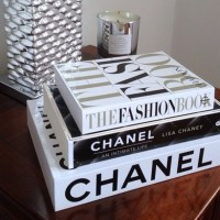 Jewels: chanel, fashion, book, home accessory - Wheretoget