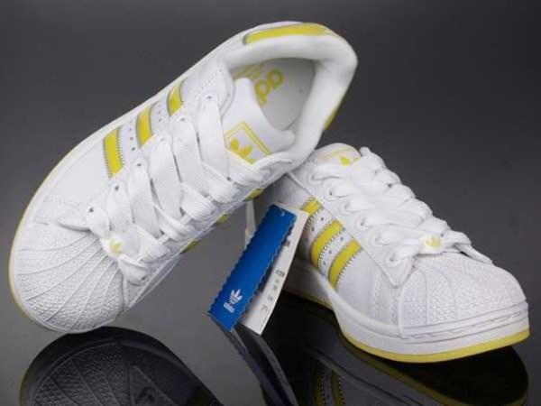 Adidas Superstar Yellow elfruteroit